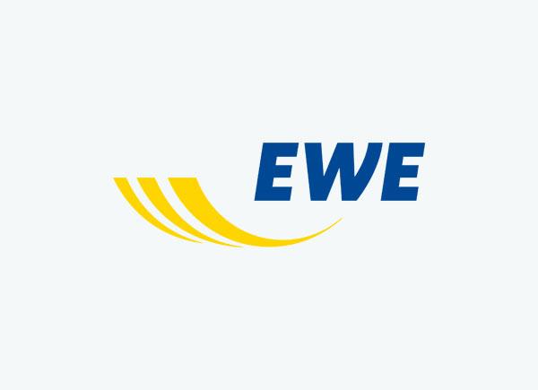 Logo der EWE