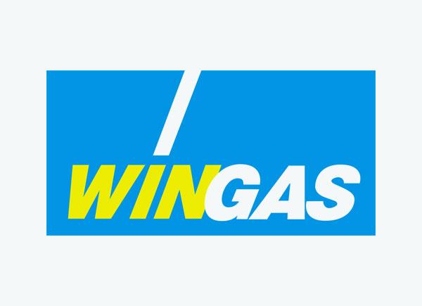 Logo von WINGAS